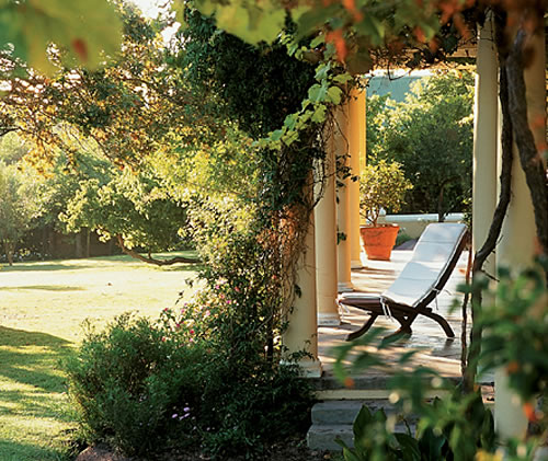 BrookHill, Constantia - Luxury self catering holiday villa to rent near Cape Town, South Africa.